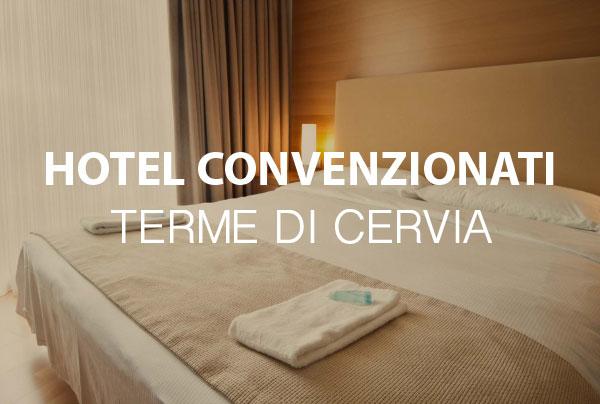 Hotel convenzionati Terme di Cervia