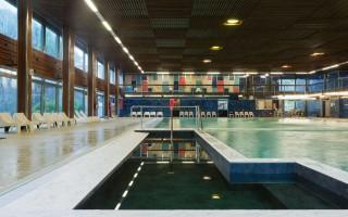 La nuova piscina nel 2019