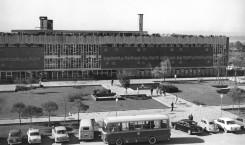 Terme di Cervia, stabilimento negli anni '50