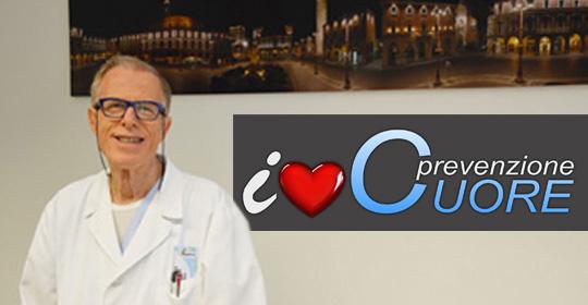 """10 settembre """"Prevenzione e benessere del cuore"""" con il dottor Balestra"""