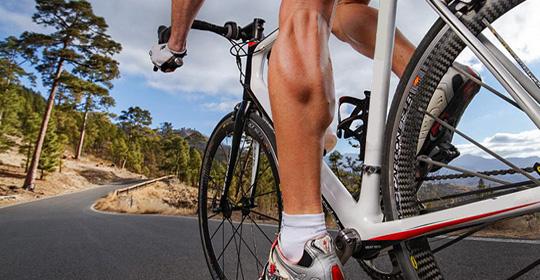 Ciclismo: rigenerazione dall'affaticamento con la balneoterapia in Acqua Madre