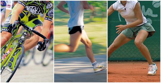 Percorsi per il benessere ed il recupero dello sportivo