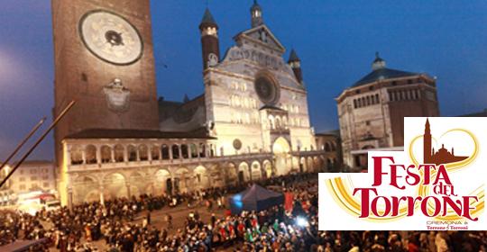 """Dolce autunno, tutti a Cremona alla """"Festa del Torrone"""""""