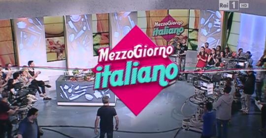 Mezzogiorno Italiano di RAI1 presto a Cervia