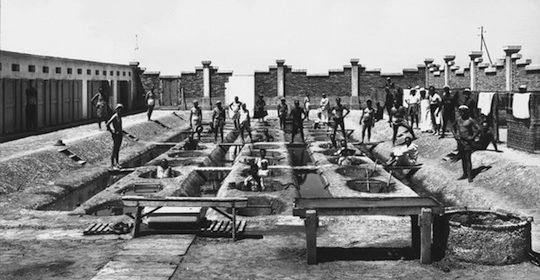 La storie delle Terme è la storia di Cervia, antica città del sale