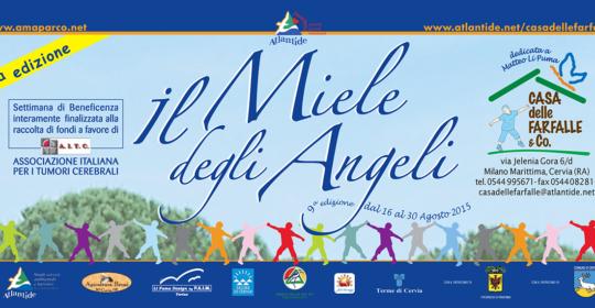 Il Miele, degli Angeli, dal 16 agosto a Cervia