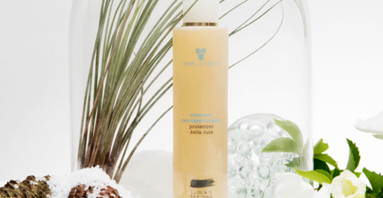 Shampoo Termale Decongestionante Protettivo della Cute delle Terme di Cervia