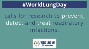 Giornata Mondiale Polmone