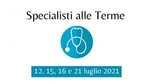 Appuntamento con i medici su salute e prevenzione